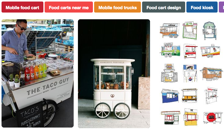 Build a Custom Affordable Food Cart