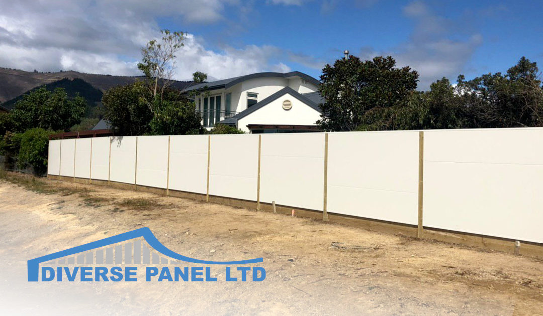 Residential Sound Barrier Fence